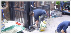 Gate Repair Santa Ana