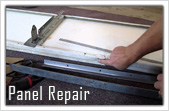 Garage Door Panel Repair Santa Ana
