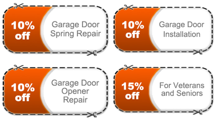 Garage Door Repair Coupons Santa Ana